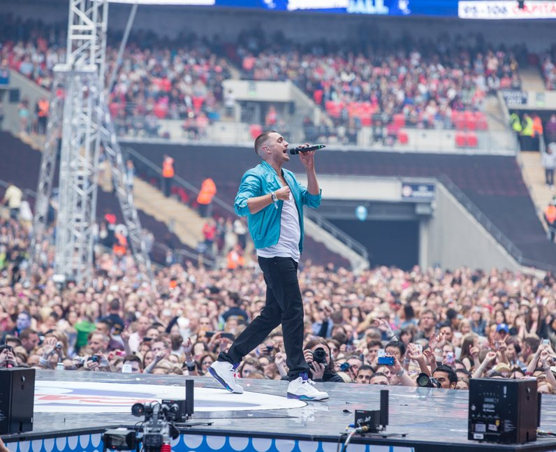 Charlie Brown at the Summertime Ball 2013