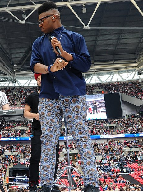 Duke Dumont At The Summertime Ball 2013