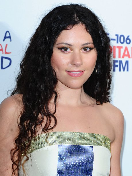 Eliza Doolittle Red Carpet Summertime Ball 2013