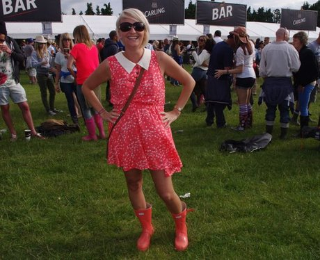 Festival Fashion - The Girls