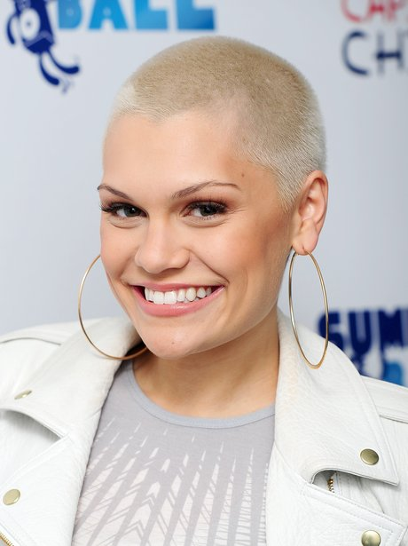 Jessie J Red Carpet At The Summertime Ball 2013