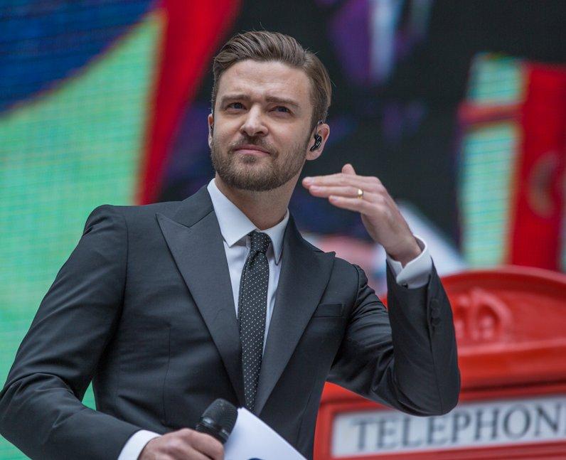 Justin Timberlake At The Summertime Ball 2013
