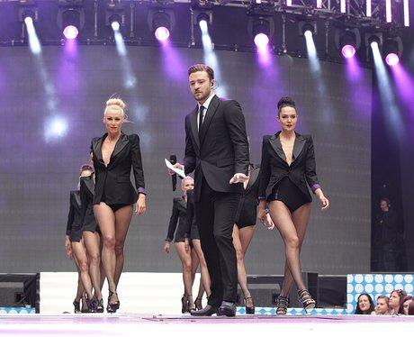 Justin Timberlake Summertime Ball 2013