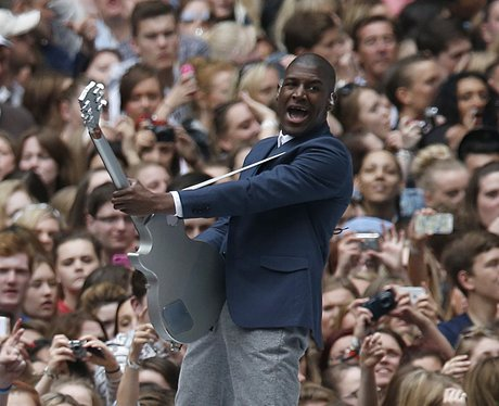 Labrinth At The Summertime Ball 2013