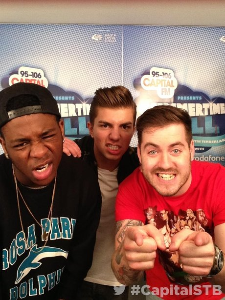 Loveable Rogues At the Summertime Ball 2013 Twitter Mirror