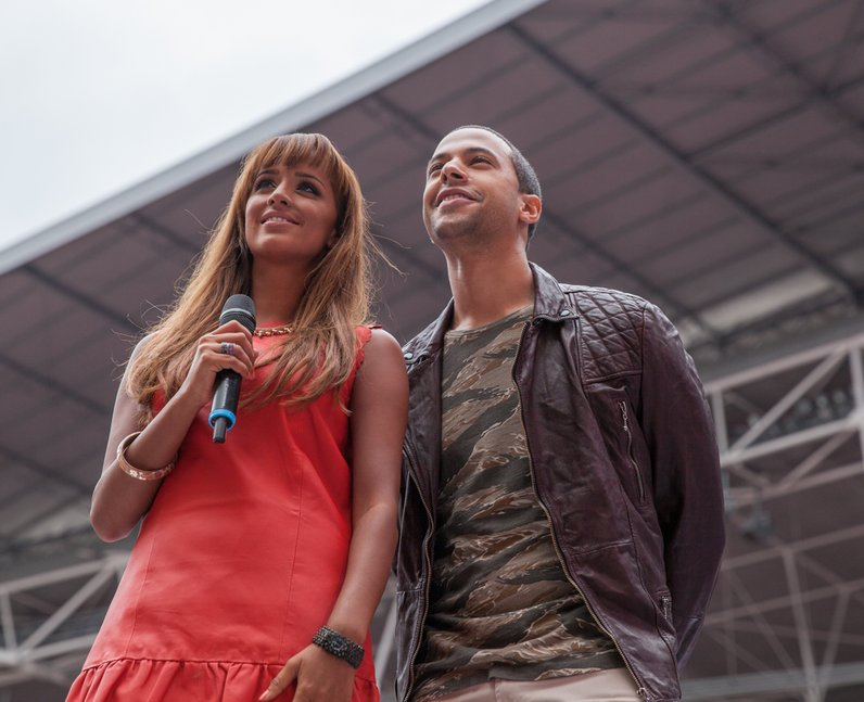 Marvin and Max At The Summertime Ball 2013