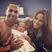 Image 4: Marvin and Rochelle with their baby girl