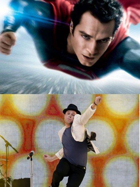 Men Of Steel: Supermen Of Pop