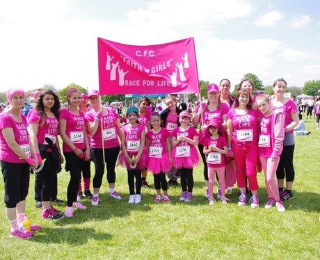 Race For Life - Nottingham