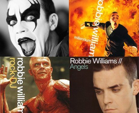 Robbie Williams Albums