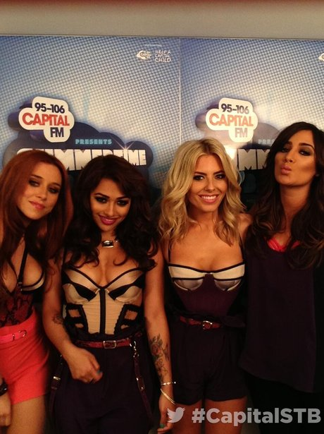Saturday's At The Summertime Ball 2013 Twitter Mirror
