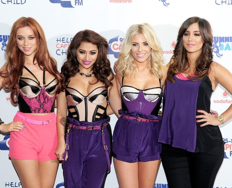 The Saturdays Red Carpet Summertime Ball 2013