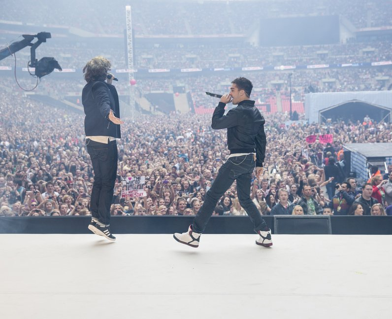 The Wanted At The Summertime Ball 2013