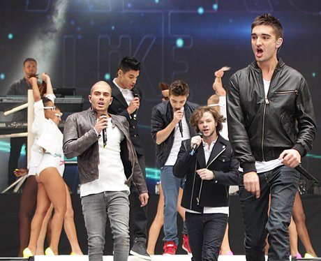 The Wanted Summertime Ball 2013