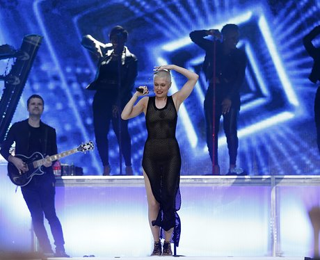 Jessie J At The Summertime Ball 2013