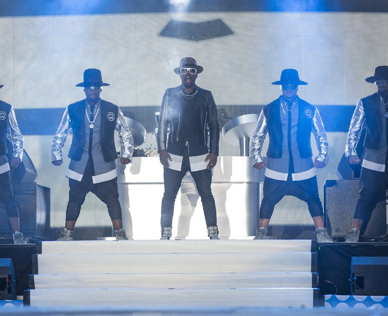 Will.i.am at the Summertime Ball 2013