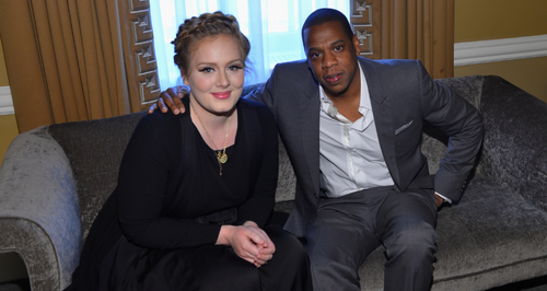Adele Reveals New Braided Hairstyle And Hangs Out With Jay Z At Industry Lunch Event Capital
