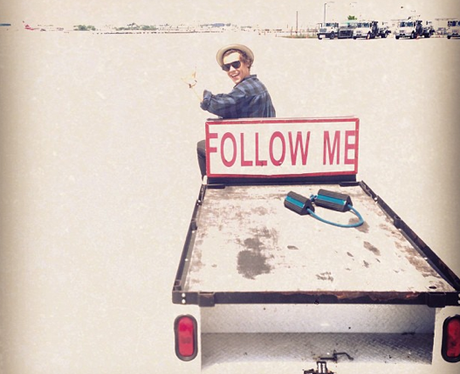 Harry Styles instagram