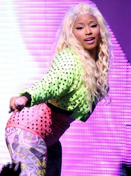 Nicki Minaj Twerking