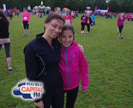 Race for Life 10K 2013