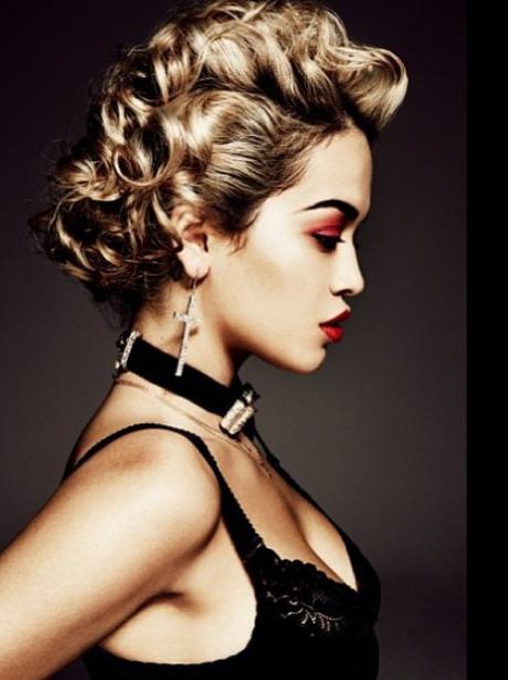 Rita Ora Interview Magazine June 2013
