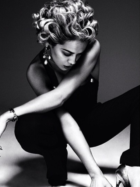 Rita Ora Interview Magazine June 2013