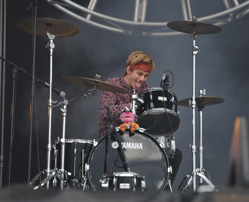 The Vamps Tristan North East Live 2013