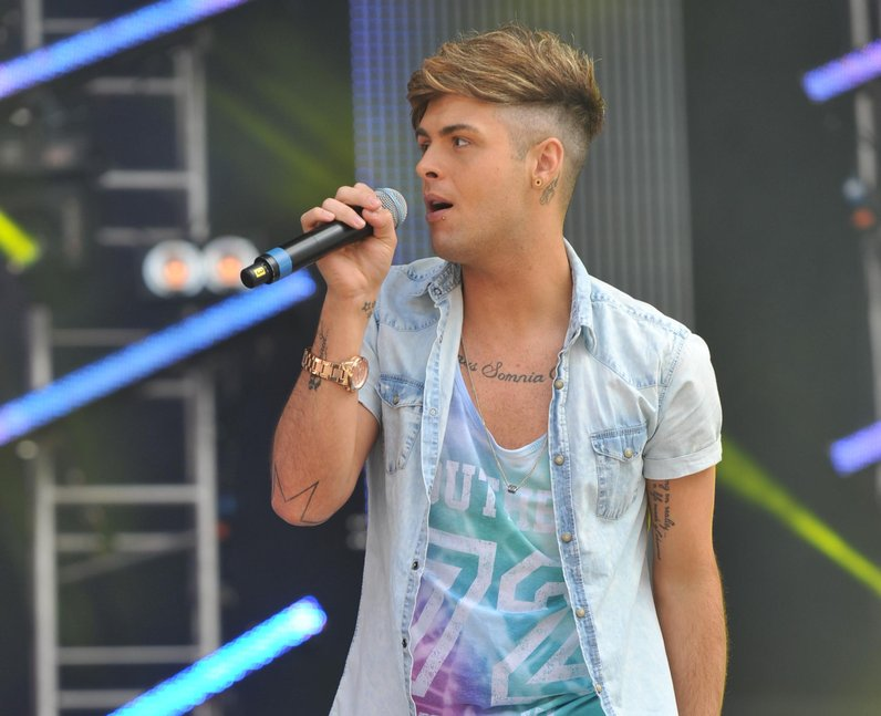 Union J Jaymi North East Live 2013