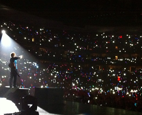 View From The Stage: Ed Sheeran
