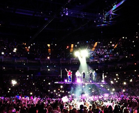 View From The Stage: One Direction