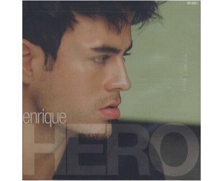 Enrique 'Hero' single artwork