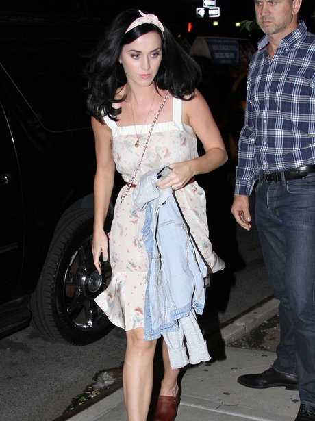 Katy Perry spotted with Katy Perry in New York