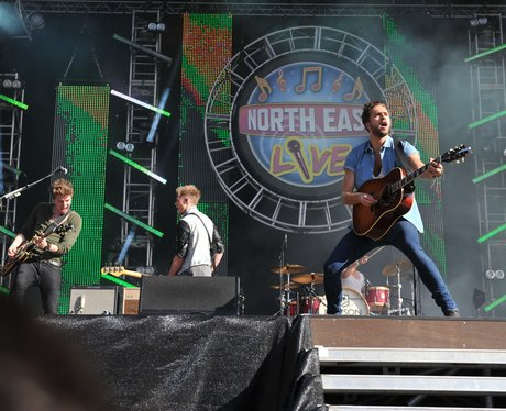 Lawson at North East Live 2013