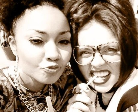 Leigh-Anne Pinnock and Jesy Nelson from Little Mix
