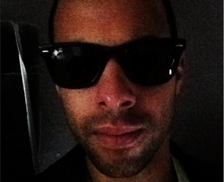 Marvin Humes teases fans about his new shades