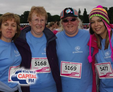 Check out these amazing ladies running this years