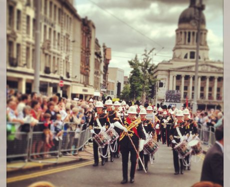 Armed Forces Day Nottingham 3