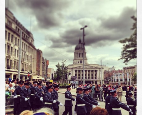 Armed Forces Day Nottingham 4