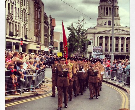 Armed Forces Day Nottingham 5