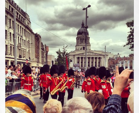 Armed Forces Day Nottingham 6