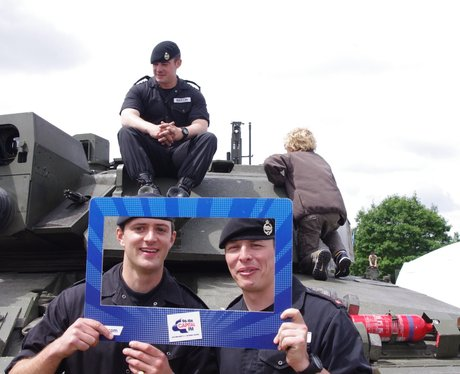Armed Forces Day Nottm