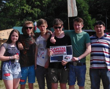 Blissfields 2013 - Groups