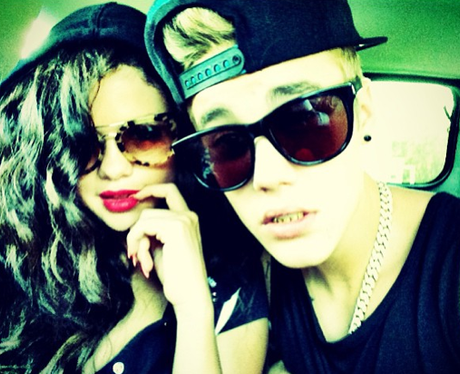 Justin Bieber And Selena Gomez Instagram