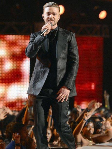 Justin Timberlake BET Awards 2013