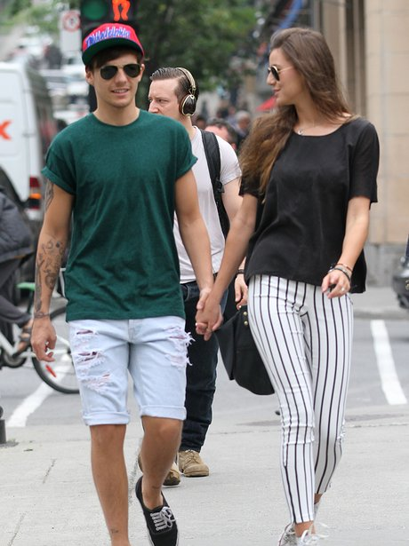 One Direction's Louis Tomlinson And Eleanor Calder Enjoy ...