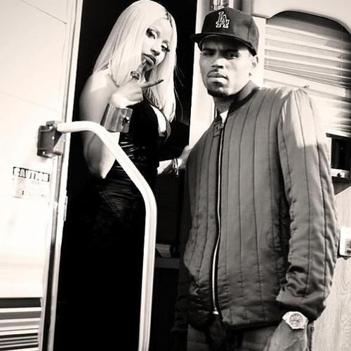 Chris Brown Confirms Rihanna, Nicki Minaj And B.o.B Collaborations On New Album 'X'