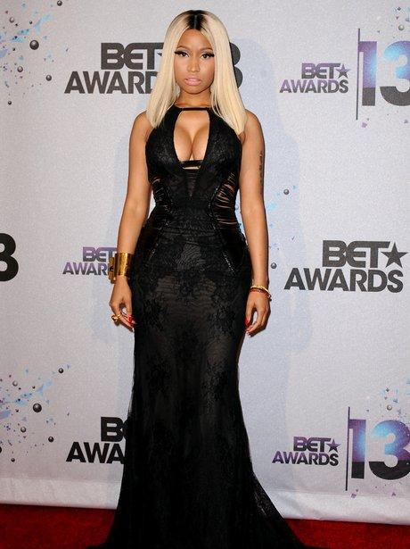 Nicki Minaj BET Awards 2013