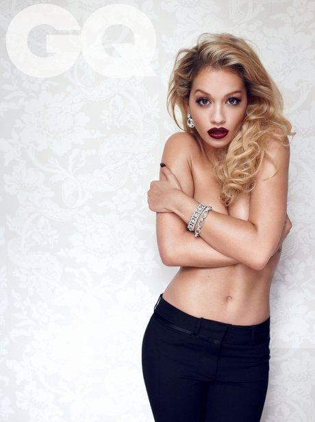 Rita Ora GQ  July 2013