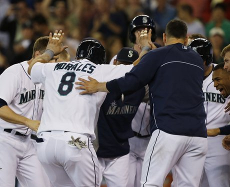 Seattle Mariners Baseball Team Winning