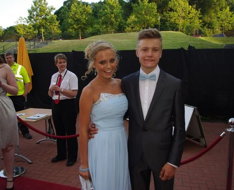 Thornden School Prom 2013
